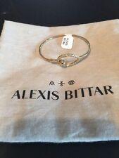 Alexis Bittar Gold Bracelet With Brilliant Cz Woman