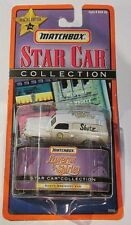 FJ HOLDEN SHOTZ DELIVERY VAN From LAVERNE & SHIRLEY ~ 1998 Matchbox Star Car