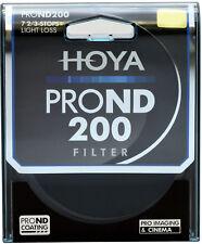 Hoya 55mm Pro ND200 Filter - Hoya 55mm ND200 New & Sealed UK Stock