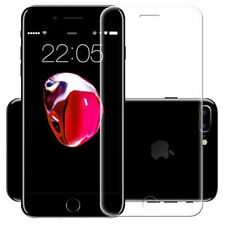 Full Cover Tempered Glass Curved Edge 3D Screen Protector For iPhone 7 Plus