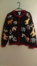 Animals Sweater