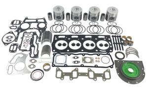 C4.4T/TA Overhaul Engine Kit for Cat backhoes 416E, 416F2, 420F, 420F2, 426F2