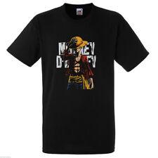 One Piece Short Sleeve T Shirt / Luffy / Japanese Anime