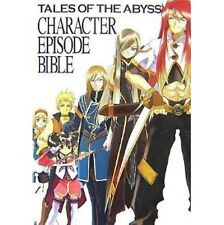 Tales of the Abyss character episode Bible Book