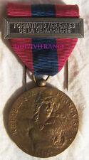 DEC5172 - MEDAILLE DE LA DEFENSE NATIONALE - FORMATIONS AERIENNES GENDARMERIE