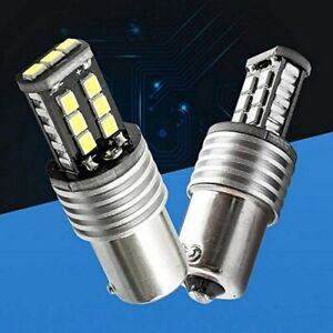 Light Bulbs Reverse 15 LED BA15S P21W Kia Sorento 6000K Canbus Error Free