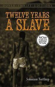 Twelve Years a Slave (African American) by Northup, Solomon, NEW Book, FREE & FA