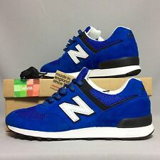 New Balance 576 M576PBK UK11 Made In England EUR45.5 US11.5 USA NB Blue 1500 577