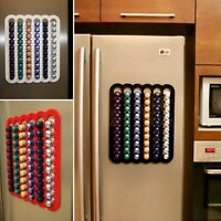60 Pods Nespresso Coffee Capsule Holder | Fridge Nespresso Pod Rack, Pod Stand