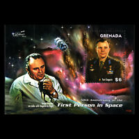 Grenada 2011 - 50th Anniversary of the First Manned Space Flight - Sc 3811 MNH