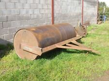 Tractor Agricultural Field Large Roller 8 Foot Water Filled
