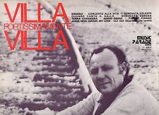 CLAUDIO VILLA disco LP 33 giri FORTISSIMAMENTE made in ITALY