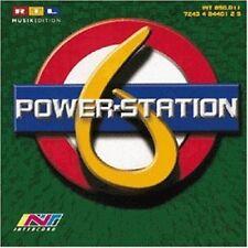 Power Station 6 (1996) Rmb, Faithless, Bbe, Dune, Blümchen, Scooter.. [2 CD]