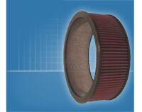 """K&N E-3760 High Performance Round Air Filter (O.D 14"""" x 5"""" High)"""