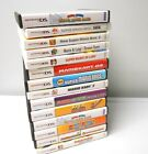 Nintendo ds & 3ds MARIO complete games select title lite dsi xl 2ds 3ds game