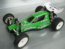 TEAM LOSI BK2 BK-2 XXX BUGGY BODY AND WING