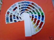 Standox Daihatsu Color Paint Chips