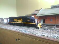 Athearn Rio Grande SD40T-2 5371 HO Scale no box