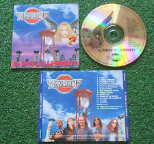 Latin Metal Rock ARKANGEL ** El ángel de la muerte ** ORIGINAL 2000 CD Venezuela