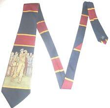 Polo Ralph Lauren Men's Neck Tie 100% Silk Country Club Golf Classic Vintage