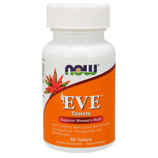 Vitamins Multi Eve Superior Womens,  90 Tablets - NOW Foods