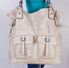 CREATIVE MEMORIES X-Lrg Man Made Shoulder Hobo Tote Carryall Satchel Purse Bag