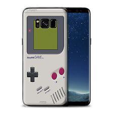 Gel/TPU Hülle für Samsung Galaxy S8 Plus/G955/Nintendo Game Boy/Spielkonsolen