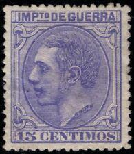 1879.MNG.Ed:(*)NE6.Alfonso XII.15 cts violeta.NO EXPEDIDO