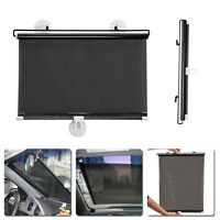 Car Window Black Roller Block blinds Shades for Sun Visor Windshield 40cm x 60cm