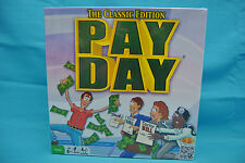 Payday Classic Edition Calendar Finance Money Retro Board Game NEW Sealed Hasbro