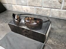 66a03ad9fd Oakley Gauge 8 M Matte Black Prizm Black Polarized Sunglasses OO4124-0257