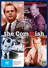 The Commish : Season 1-4 (DVD, 2013, 24-Disc Set) - Region 4