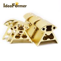 3D Printer 2020 Aluminum Kossel Delta Vertex Reprap Corners set: 3 Top+3 Bottom