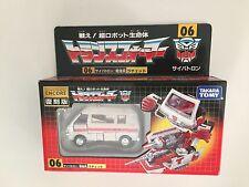 Transformers G1 06 RATCHET encore MIB complete takara tomy reissue
