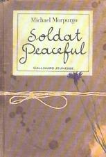 Soldat Peaceful Morpurgo  Michael Occasion Livre