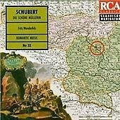 SCHUBERT: SIE SCHONE MULLERIN (EUROPEAN IMPORT) NEW CD