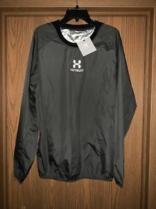 MEN'S HOTSUIT SAUNA SWEAT SUIT WEIGHT LOSS PULLOVER SIZE LARGE !! NEW WITH TAGS