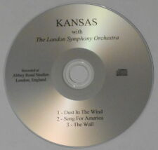 Kansas London Symphony Orchestra  Dust In the Wind + 2  U.S. promo cd