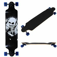 "Professional Longboard Complete 41""x 9 1/2"" Cruiser Canadian Maple Skateboard"