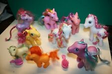 My Little Pony Bundle 7 normal and 2 small