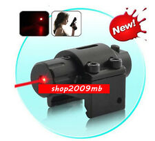 650nm Mini Red Dot Laser Sight for Pistols/Gun(Weaver Mount) Hunting Sight L2028