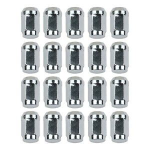 Set of 20 Wheel Nuts 9598708 45789 for CHEVROLET MALIBU LS2009 LS2010 LTZ2010