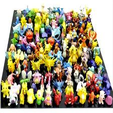 Lote de 144 Figuras POKEMON GO PVC - SET 144 Pokemons Pvc Coleccionables 2-3cm