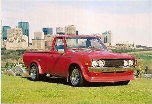 Fits Nissan Datsun 620 72-79 - 5 piece Flare Set