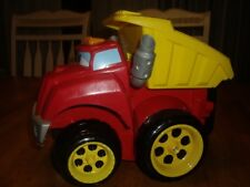 Tonka Chuck and Friends Rumblin Dump Truck Talks Spins Lights