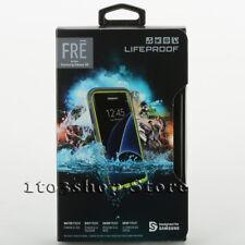 LifeProof Fre Waterproof Dust Proof Samsung Galaxy S8 Case - Gray & Teal & Black