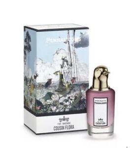 Penhaligon's The Ingenue Cousin Flora Eau De Parfum 75ml NEW & Sealed RRP £204