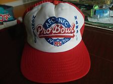 1986 PRO BOWL hat NFL in HAWAII Honolulu NFC-AFC made by NEW ERA USA