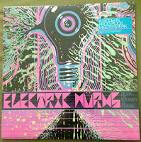 Electric Wurms:Musik Die Schwer Zu Twerk, New Color Vinyl LP and Transform Flexi
