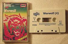 Grusel Werwolf 4 Kassette MC